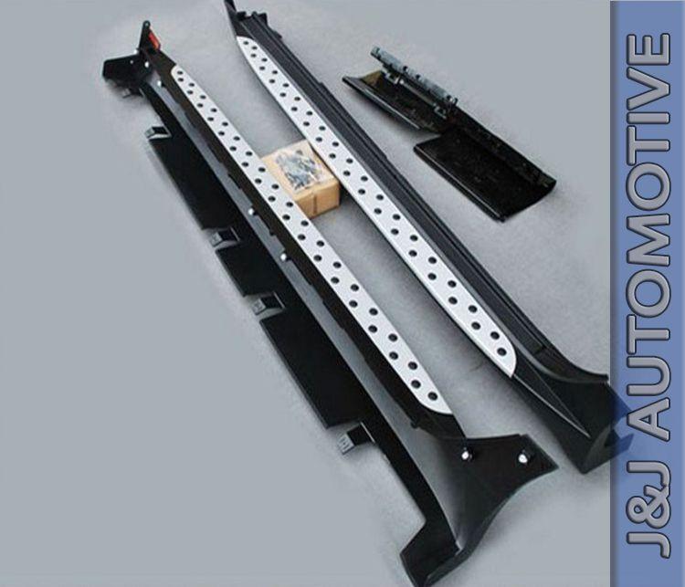 hyundai ix35 side steps fitting instructions