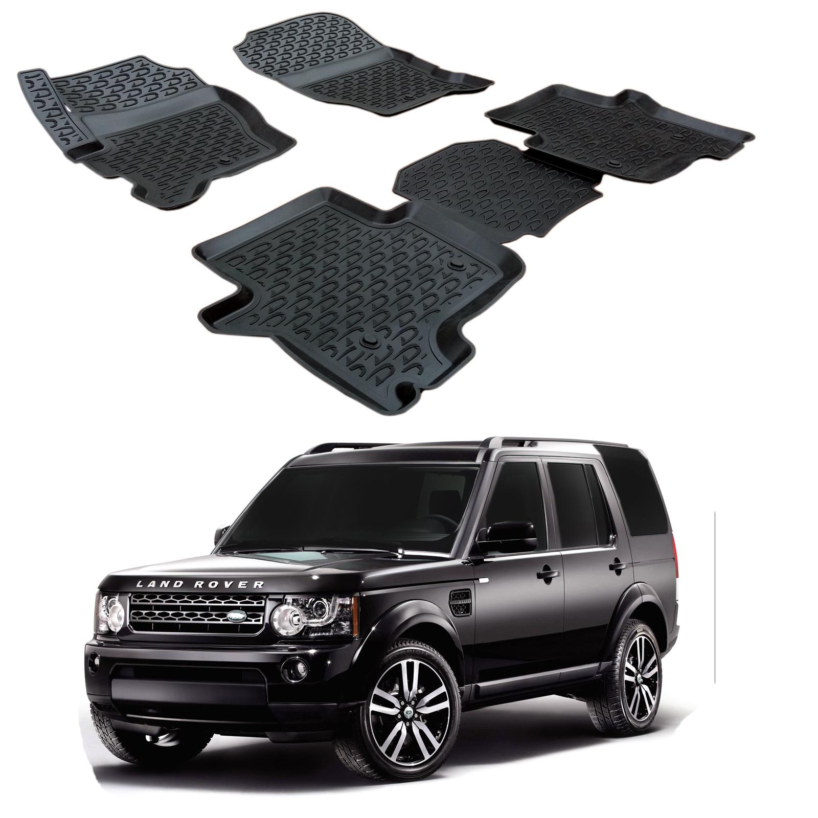 Gumové rohože 3DS SCOUTT Land Rover Discovery 2005-2017