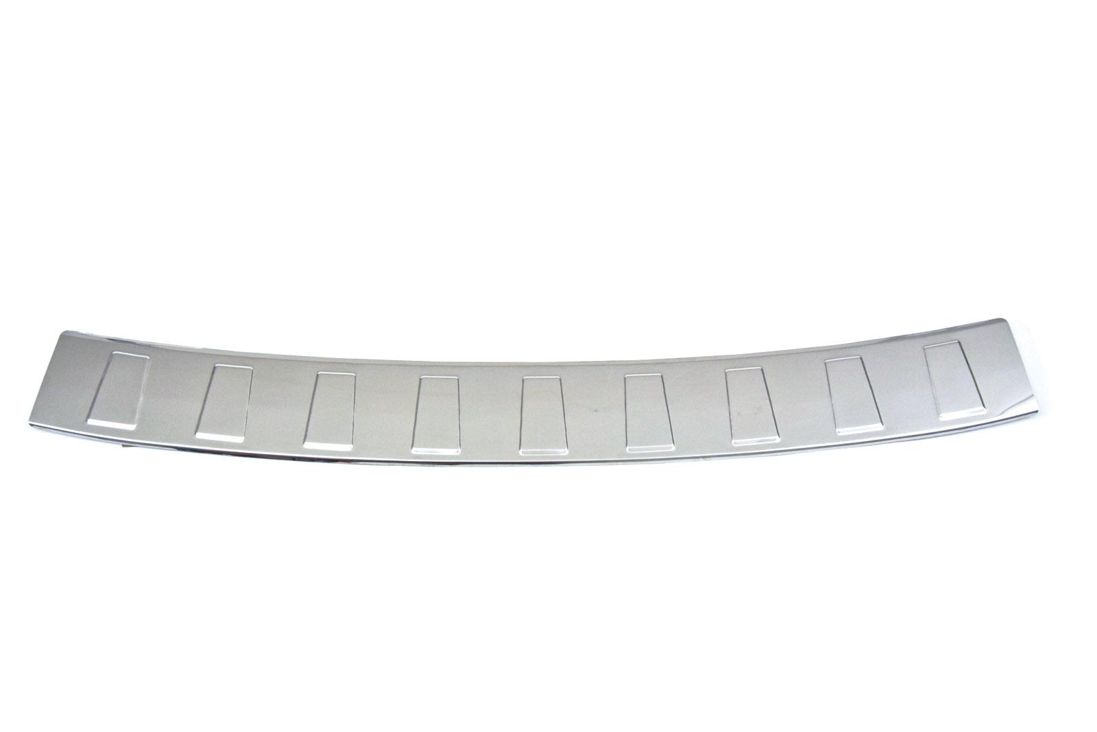Nerezový kryt náraznika BMW X6 E71 2010-2013