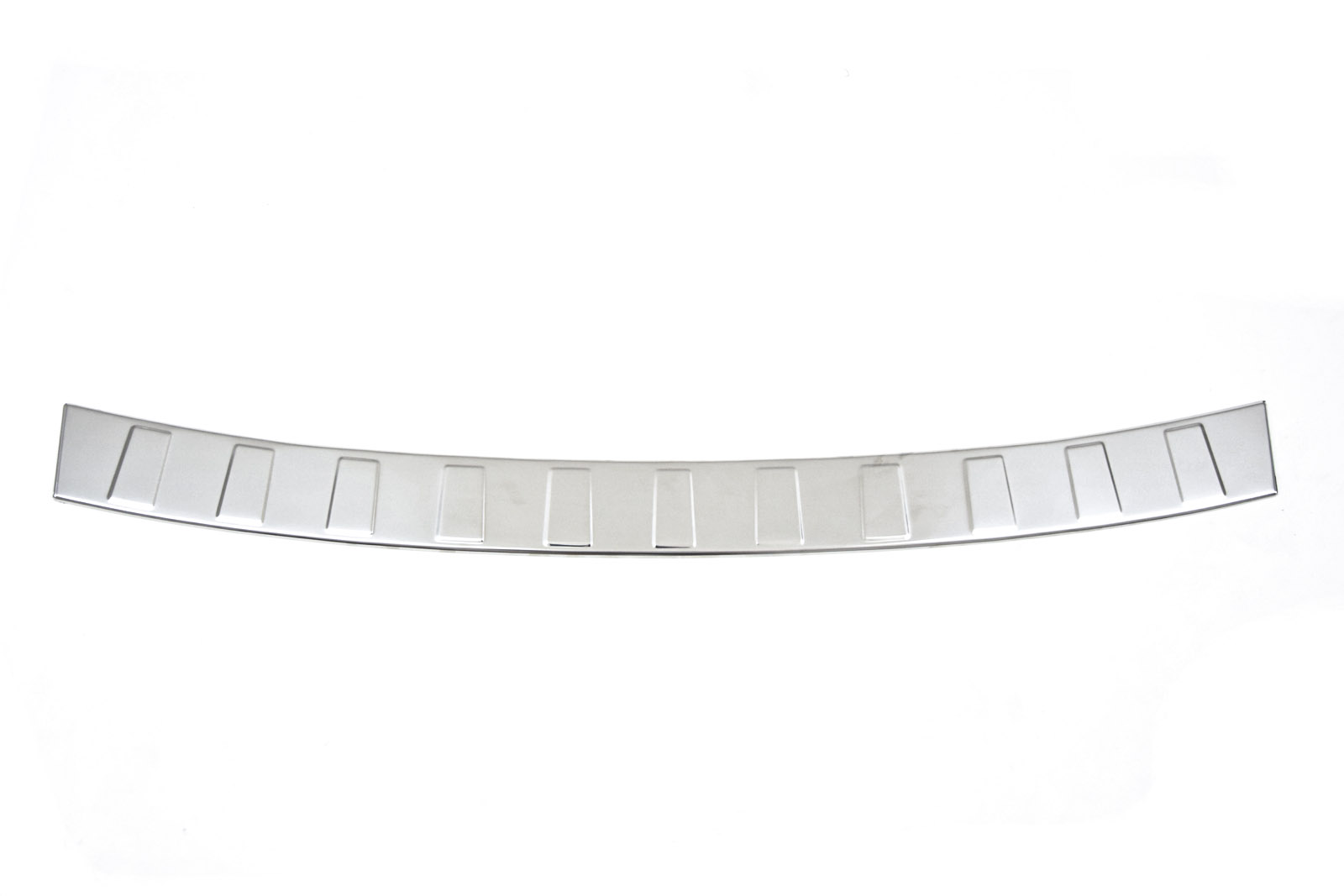 Nerezový kryt náraznika BMW X5 F15 2013-up
