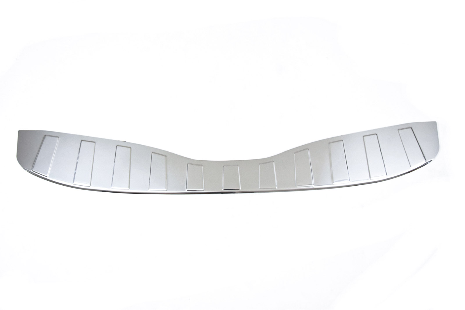 Nerezový kryt náraznika Ford Mondeo IV FL kombi 2010-2013
