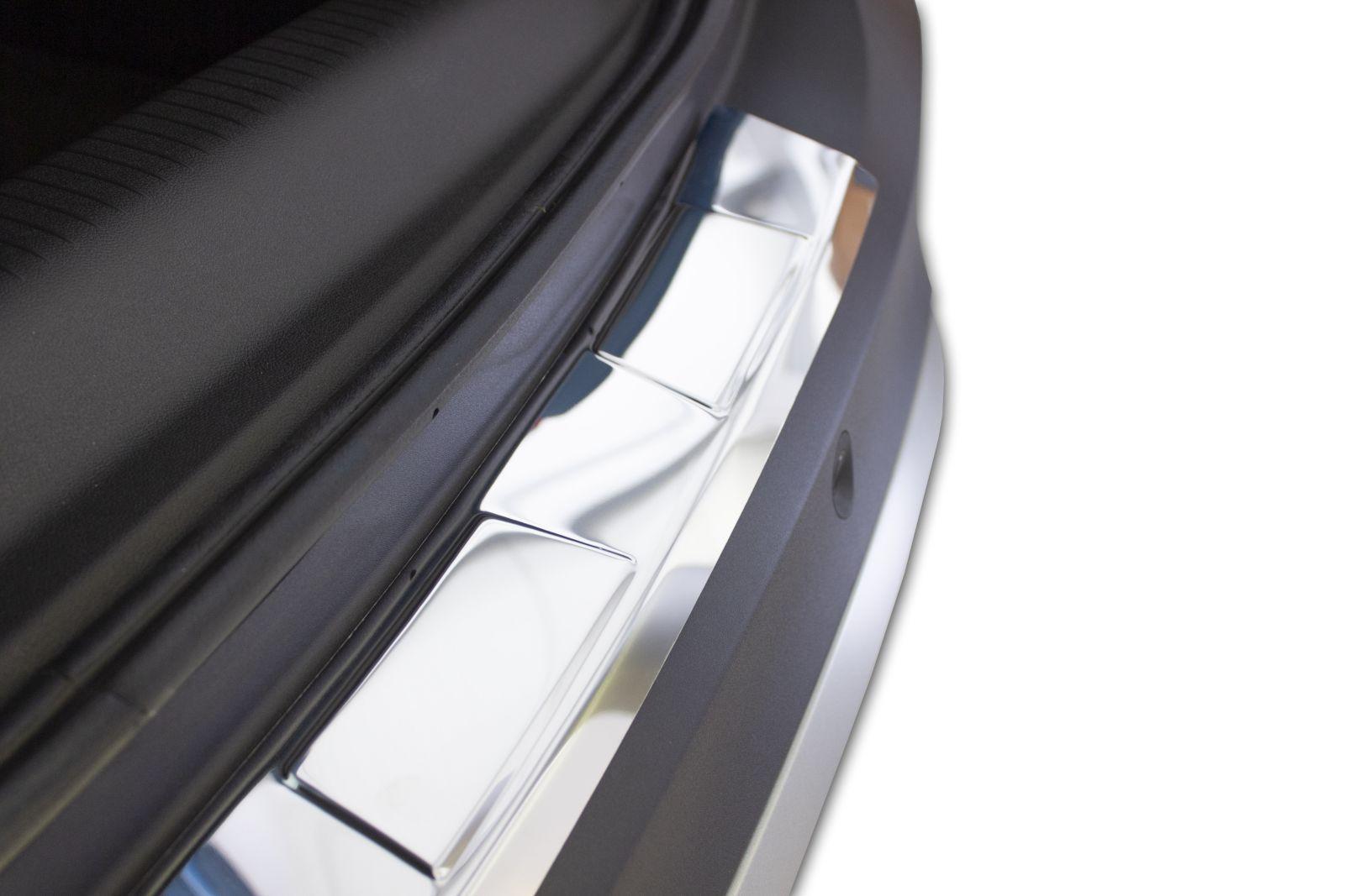Nerezový kryt náraznika Ford B-Max 2012-2017
