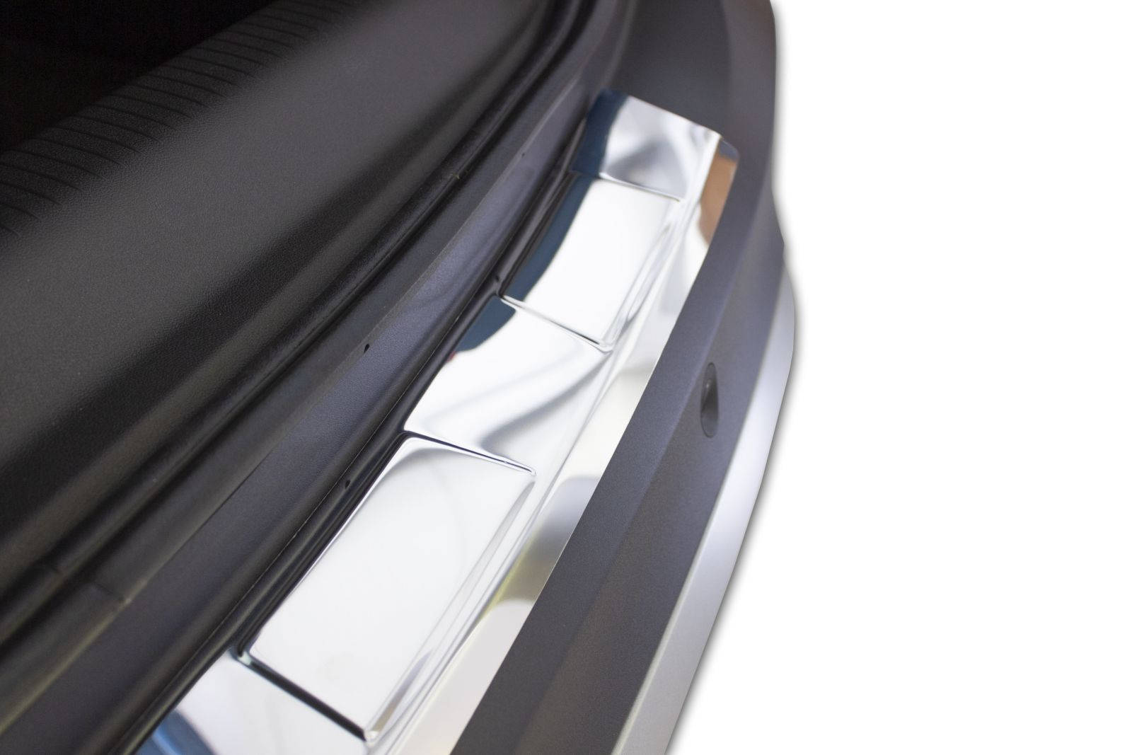 Nerezový kryt náraznika Audi A1 HB/3D 2010-2018