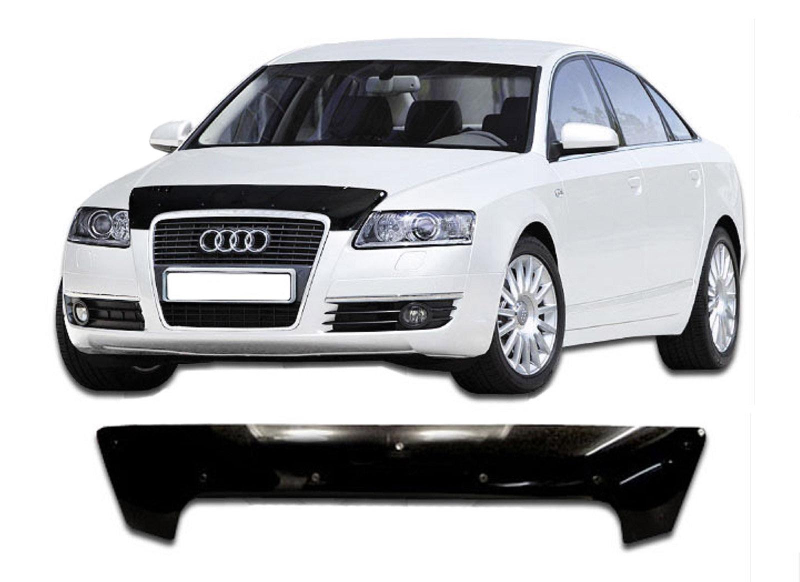 Deflektor prednej kapoty SCOUTT Audi A6 2004-2011
