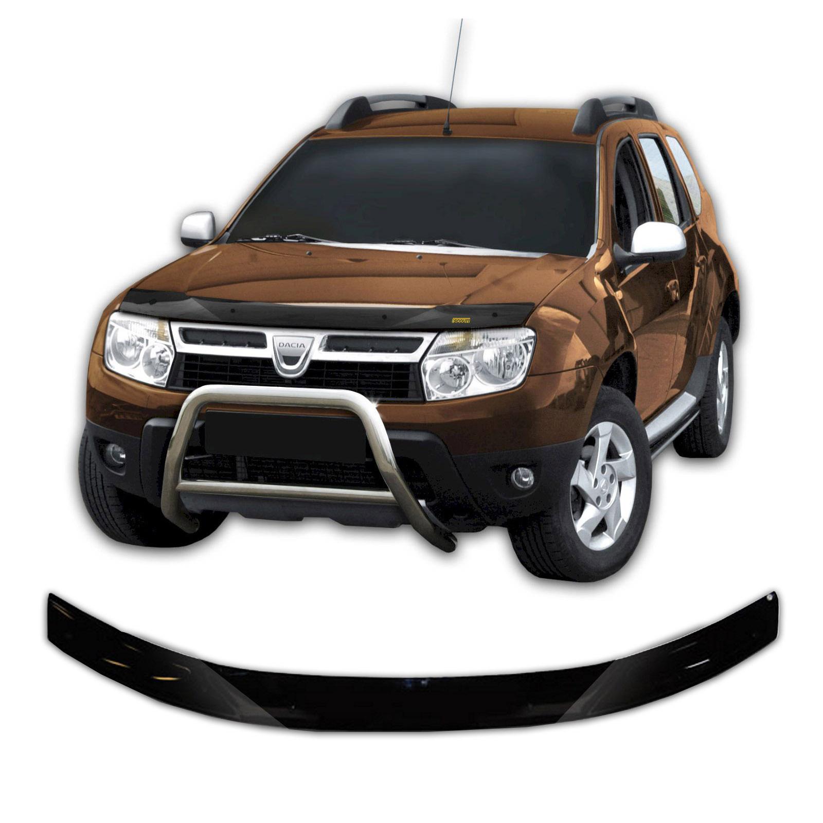 Deflektor prednej kapoty SCOUTT Dacia Duster 2011-2014