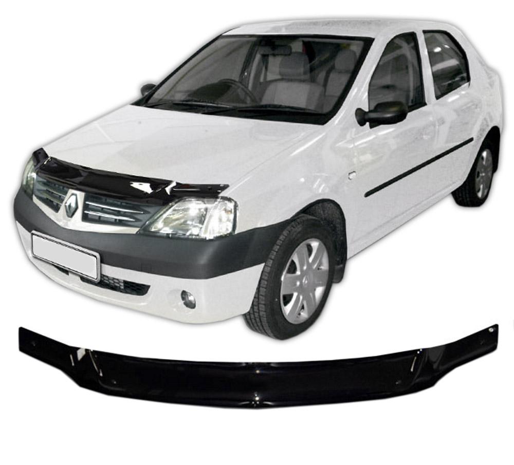 Deflektor prednej kapoty SCOUTT Dacia Logan 2006-2009