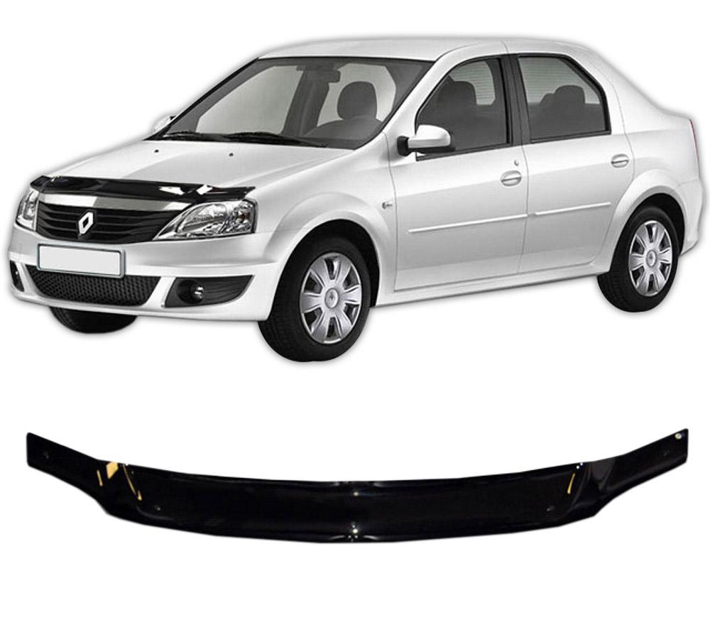 Deflektor prednej kapoty SCOUTT Dacia Logan 2010-2013