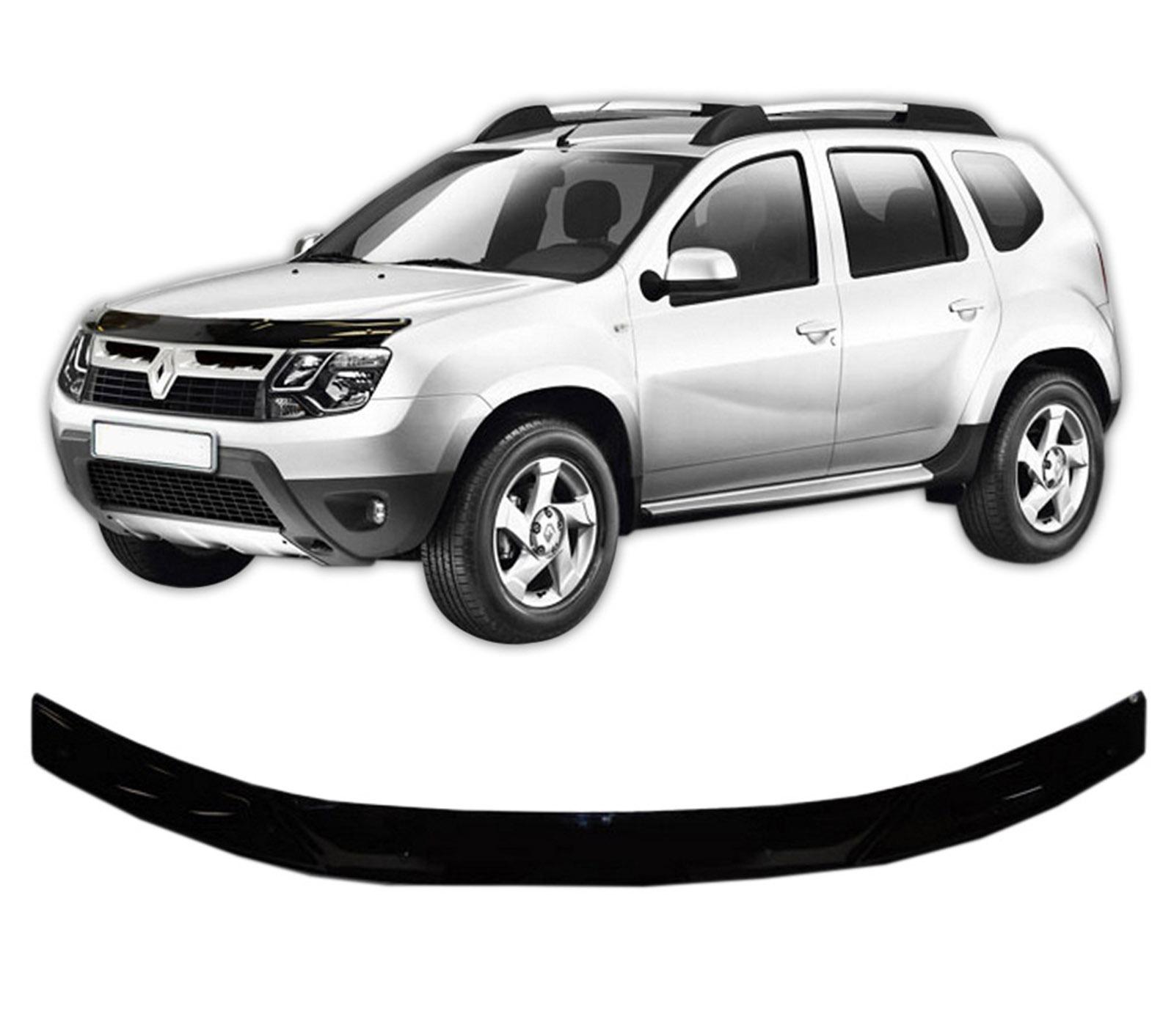 Deflektor prednej kapoty SCOUTT Dacia Duster 2014-2017