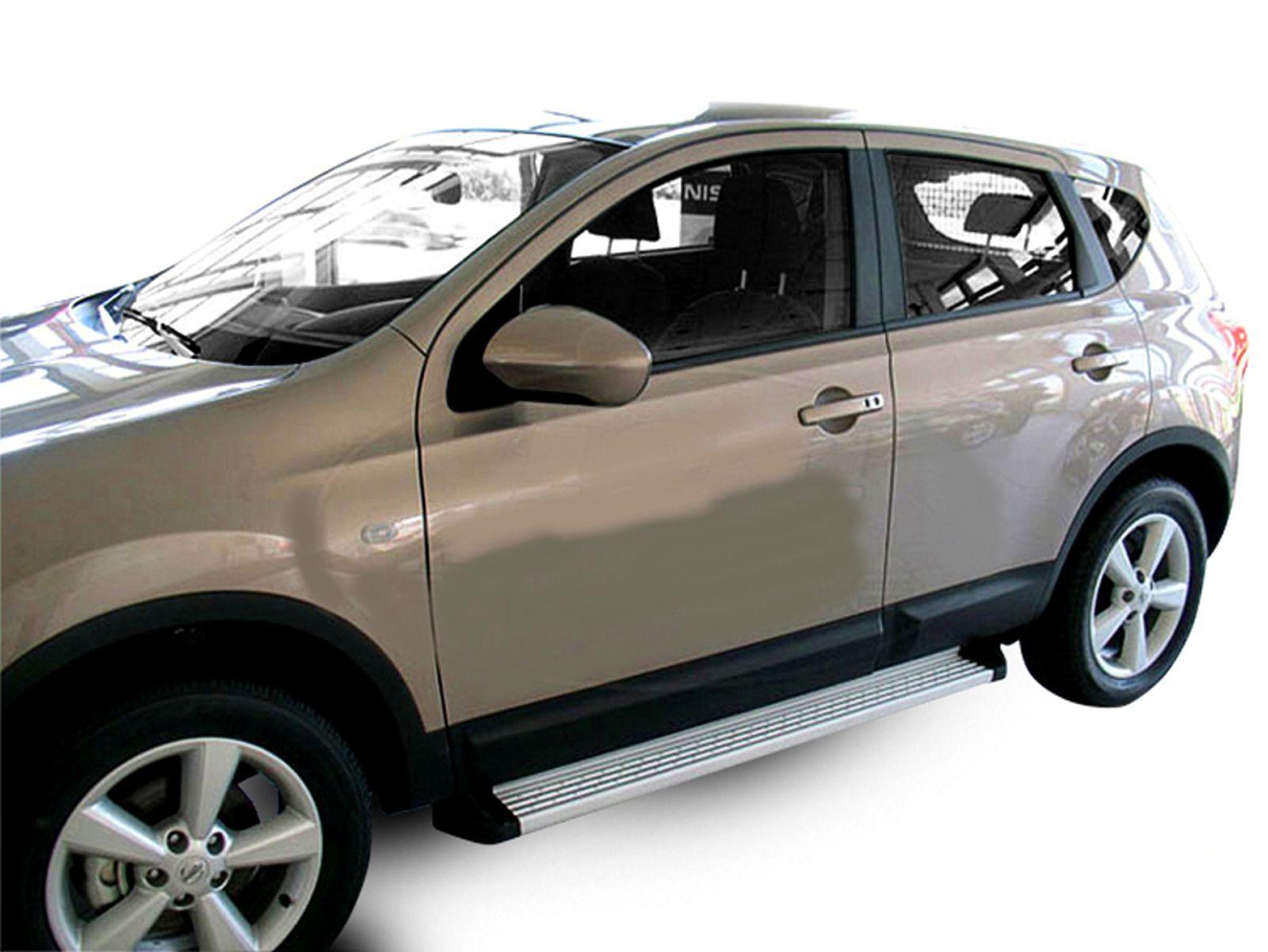 Bočné nášľapy Nissan  Qashqai 2007-2013