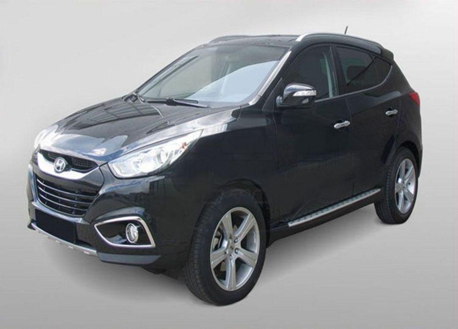 Bočné nášľapy Hyundai IX35 2010-2015