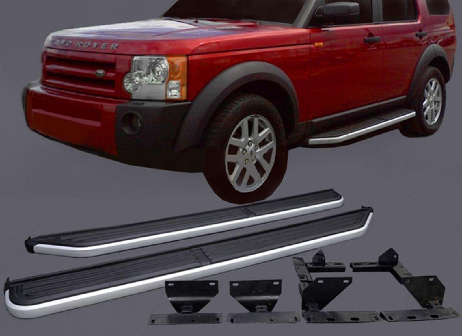 Bočné nášľapy Land Rover Discovery 3/4 2005-2016