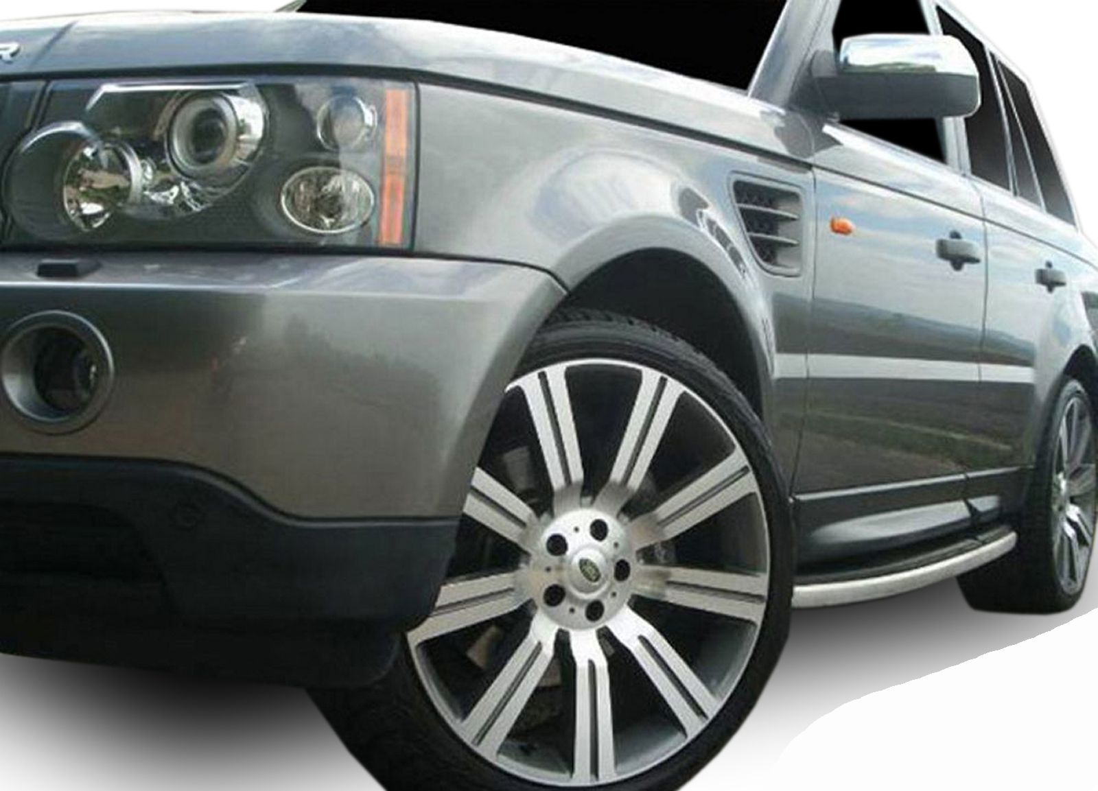 Bočné nášľapy Land Rover Range Rover Sport 2006-2012