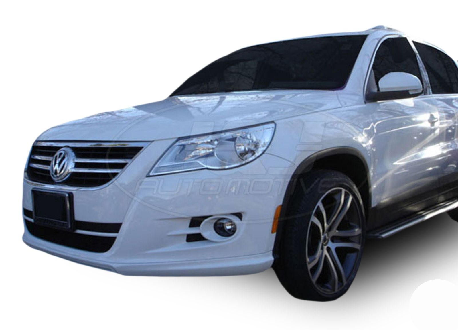 Bočné nášľapy Volkswagen Tiguan 2008-2015
