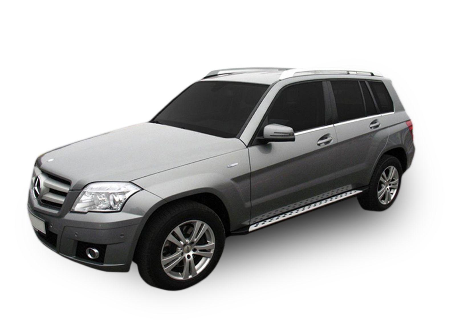 Bočné nášľapy Mercedes-Benz GLK 2009-2016