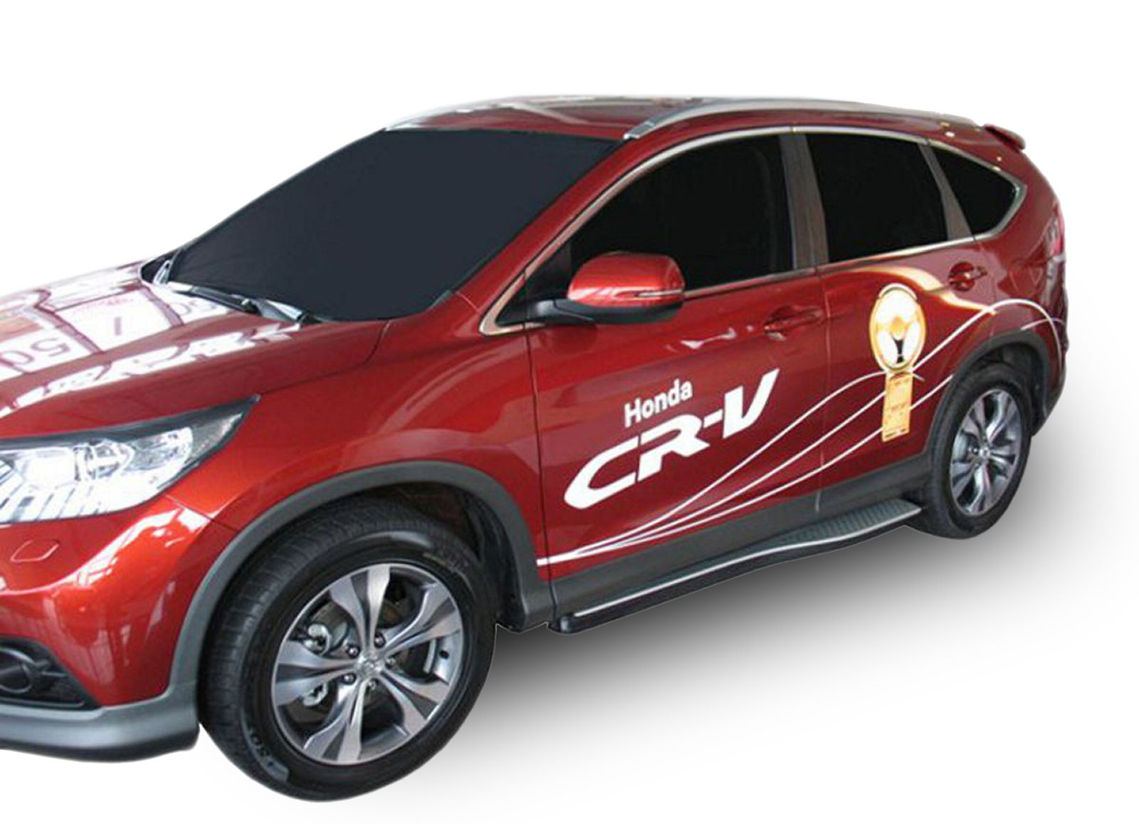 Bočné nášľapy Honda CRV 2012-2017