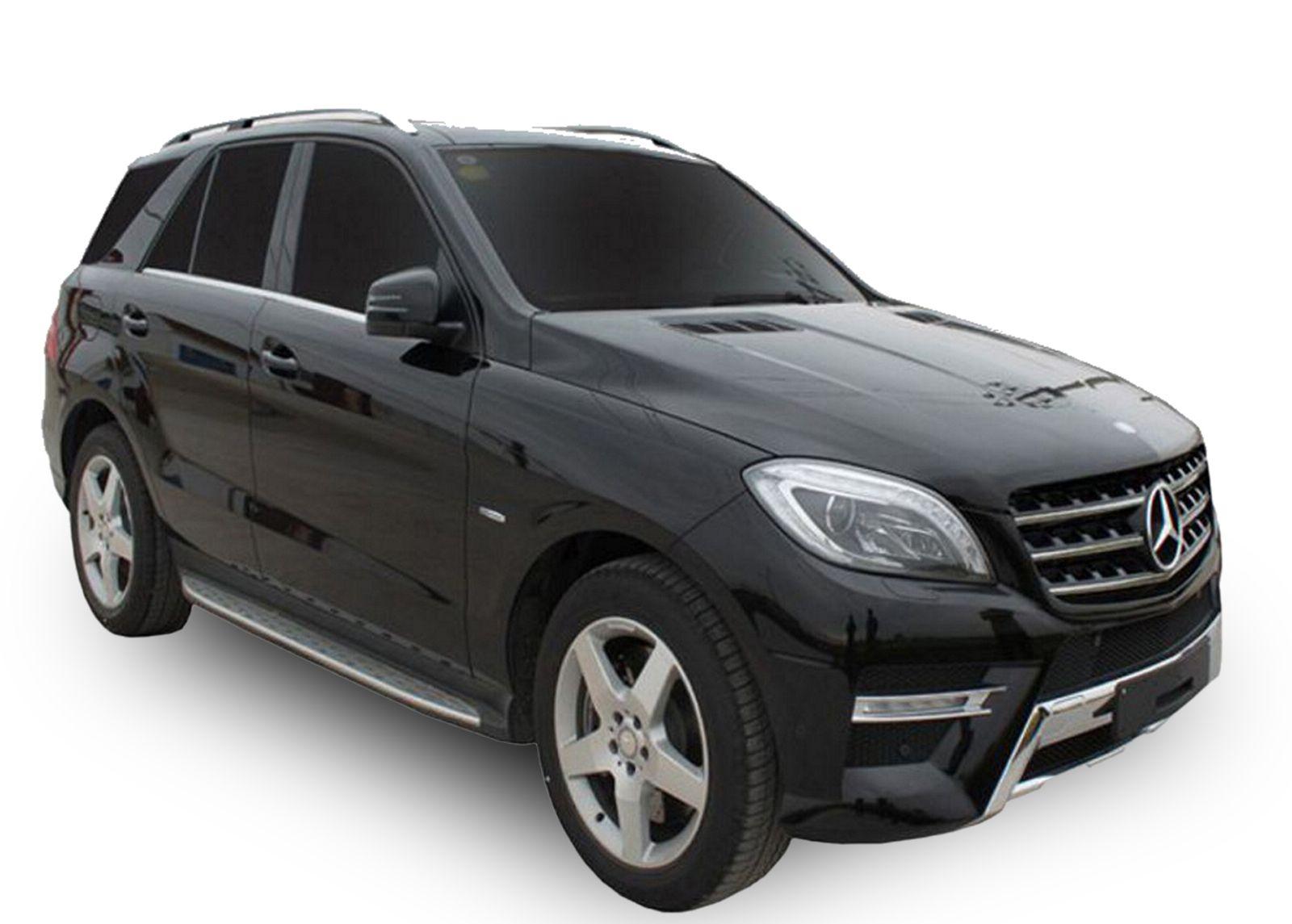Bočné nášľapy Mercedes-Benz ML W166 2012-2019