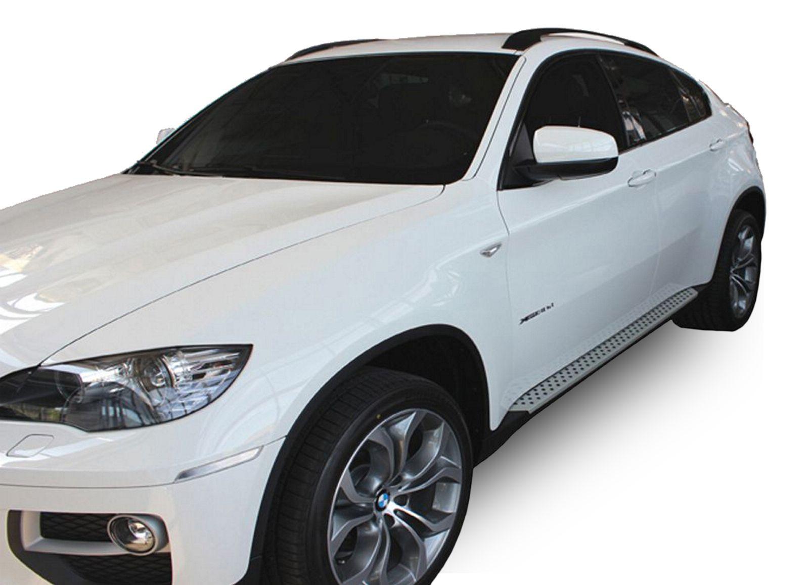Bočné nášľapy BMW X6 2008-2014