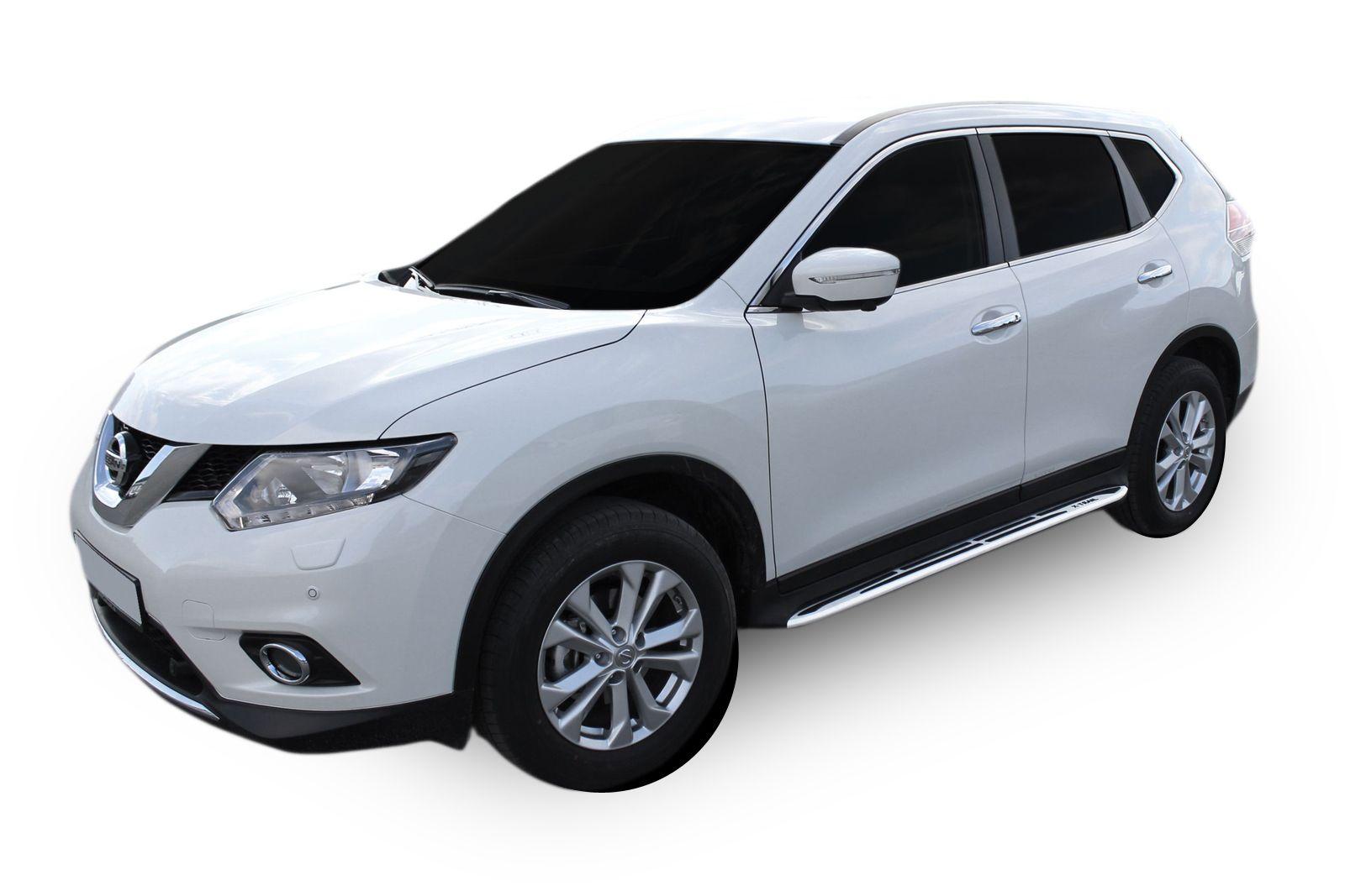 Bočné nášľapy Nissan  X-Trail 2014-up