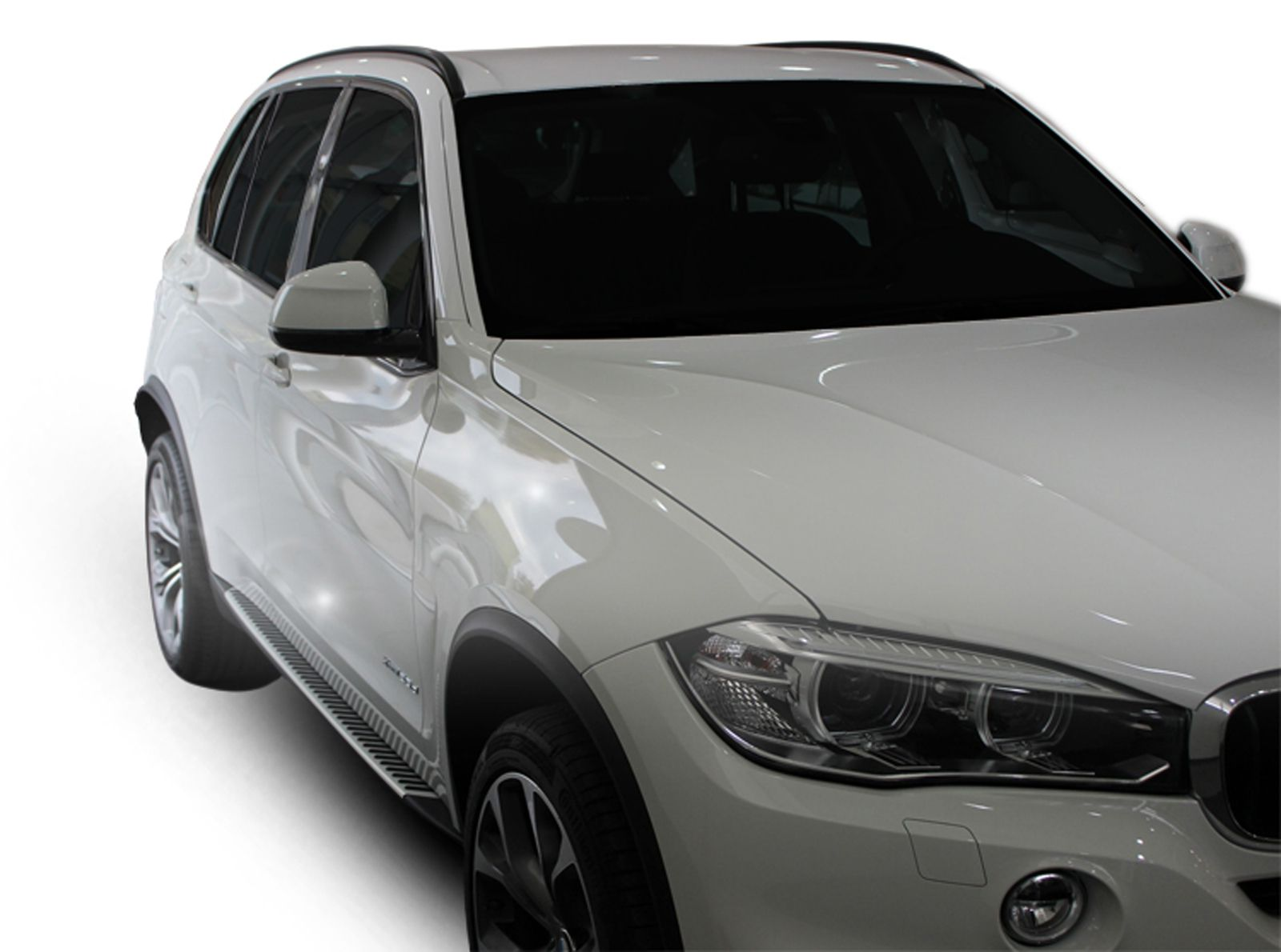 Bočné nášľapy BMW X5 2013-2018