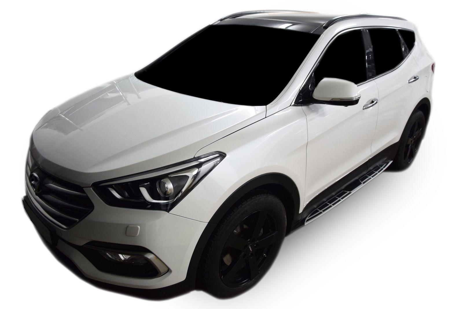 Bočné nášľapy Hyundai Santa Fe 2013-2018