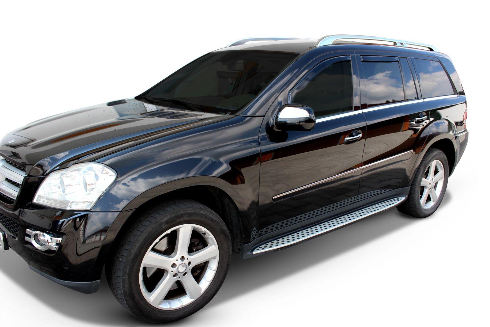 Bočné nášľapy Mercedes-Benz GL 450 X164 2007-2013