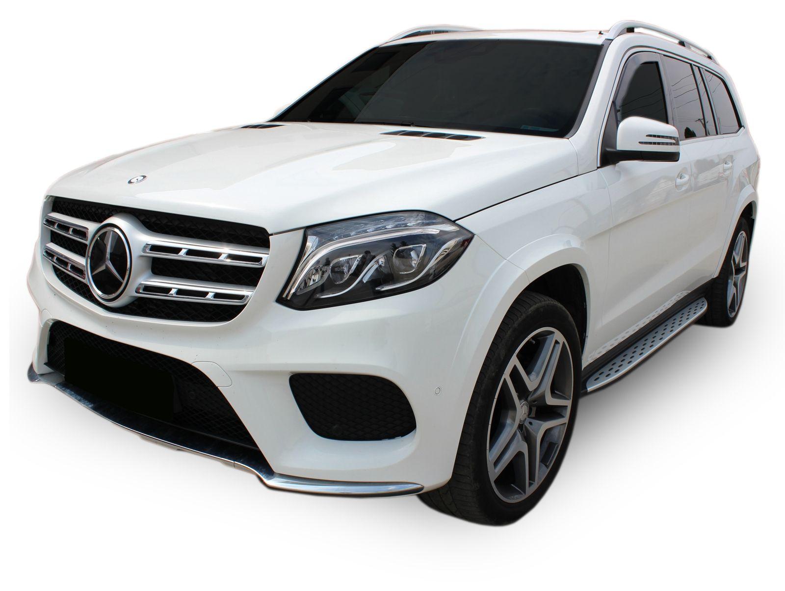Bočné nášľapy Mercedes-Benz GL 450 X166 2013-2019