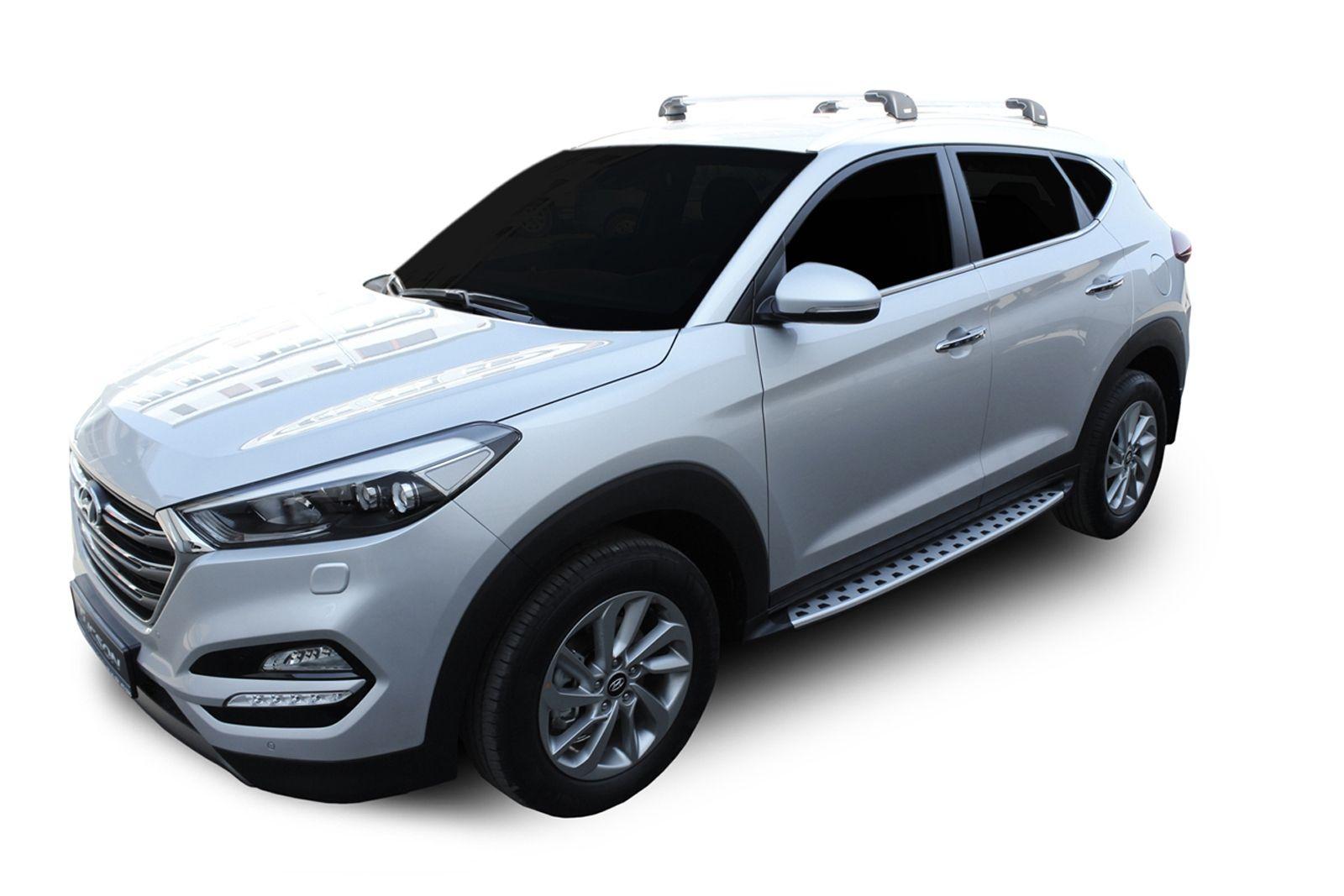 Bočné nášľapy Hyundai Tuscon 2015-up