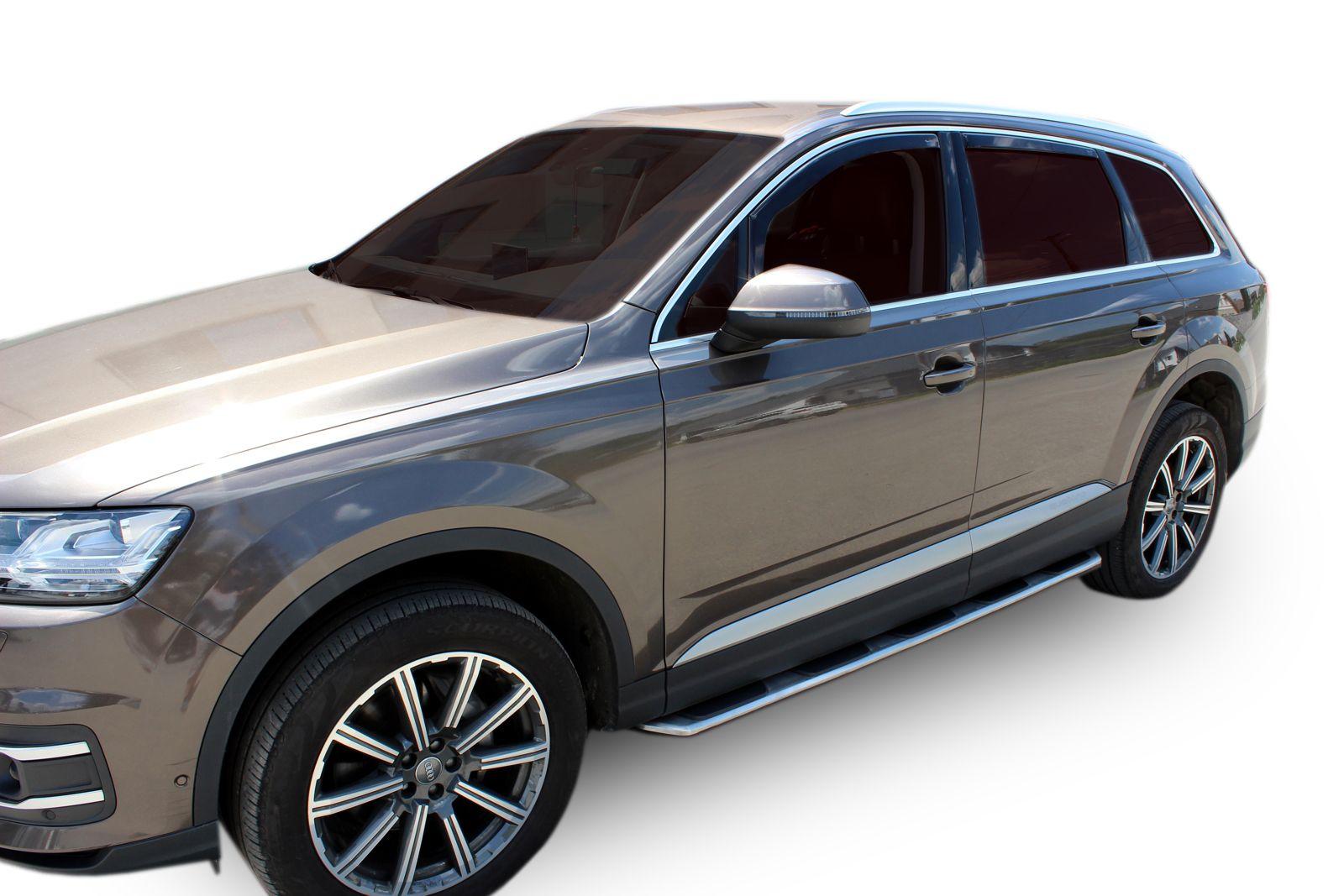 Bočné nášľapy Audi Q7 2015-up