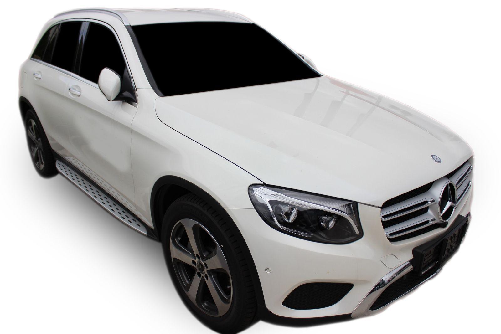 Bočné nášľapy Mercedes-Benz GLC X253 2015-up