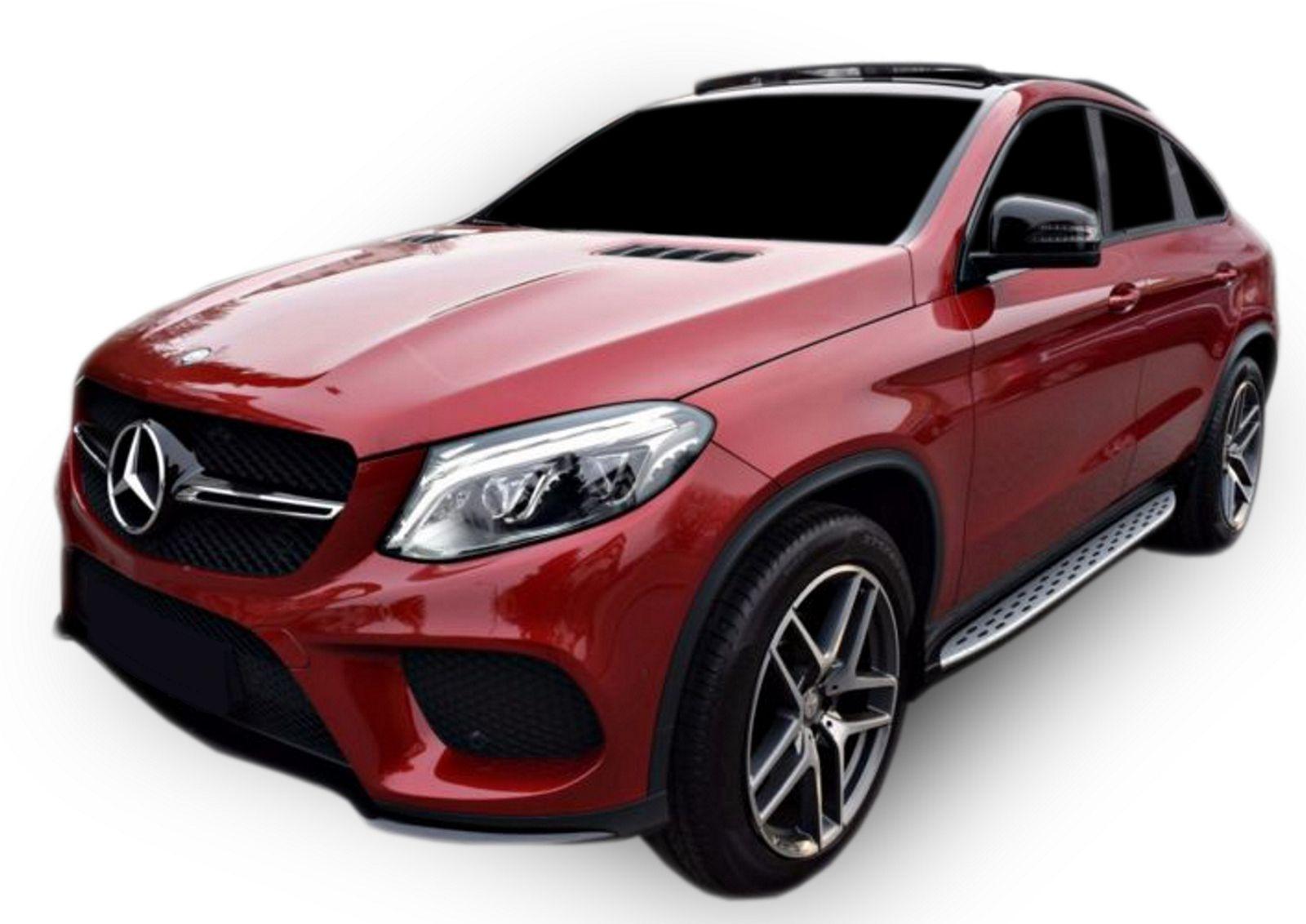 Bočné nášľapy Mercedes-Benz GLE Coupe 2015-2019
