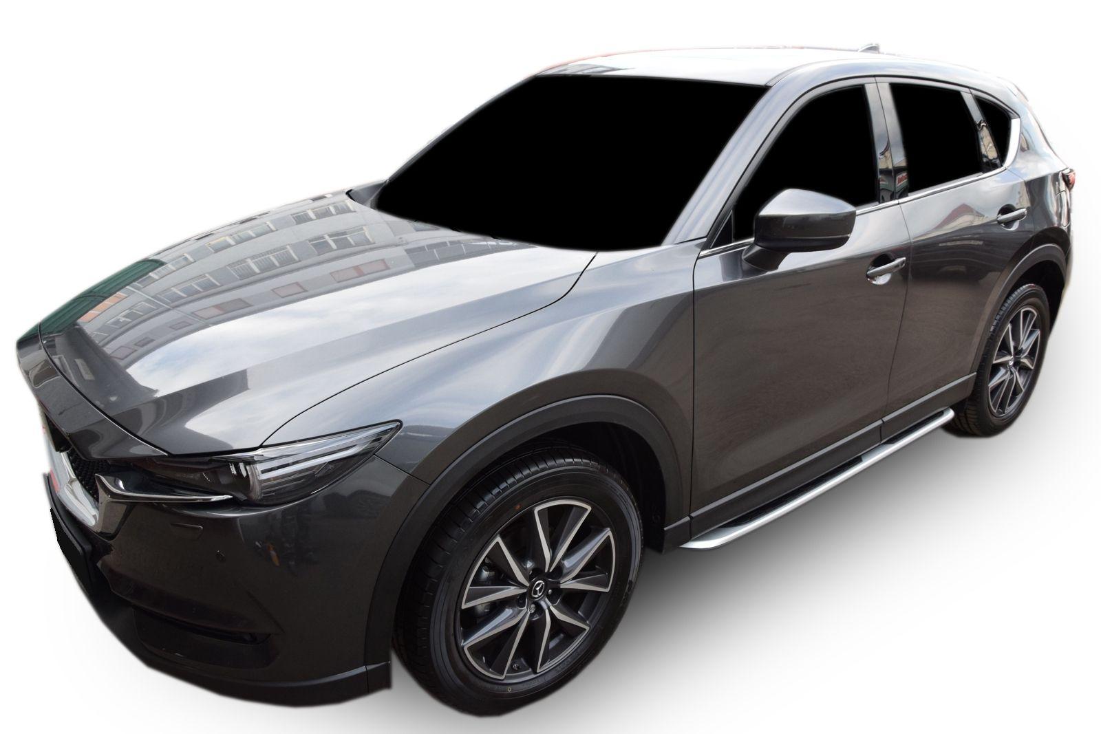 Bočné nášľapy Mazda CX-5 2017-up