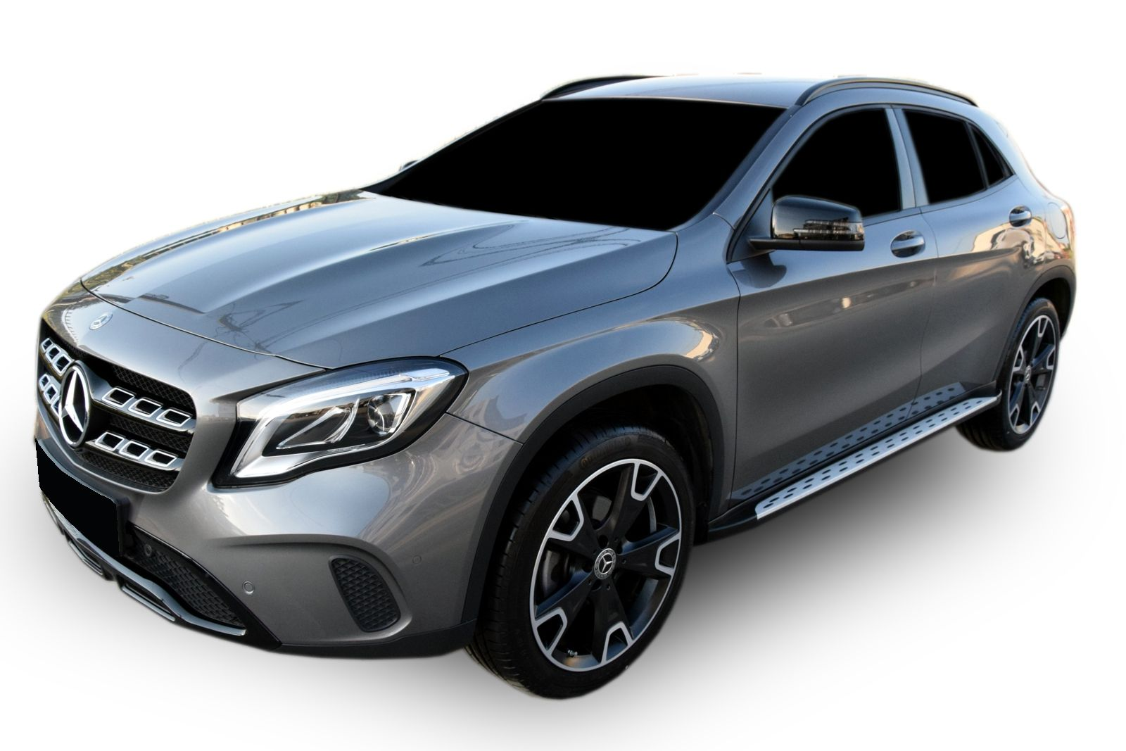 Bočné nášľapy Mercedes-Benz GLA 2015-2020