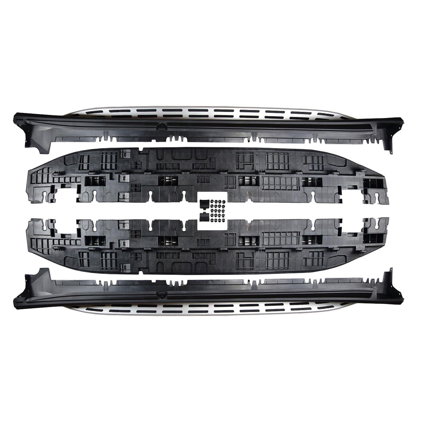 Bočné nášľapy Mercedes Benz GLE W167 2019-up