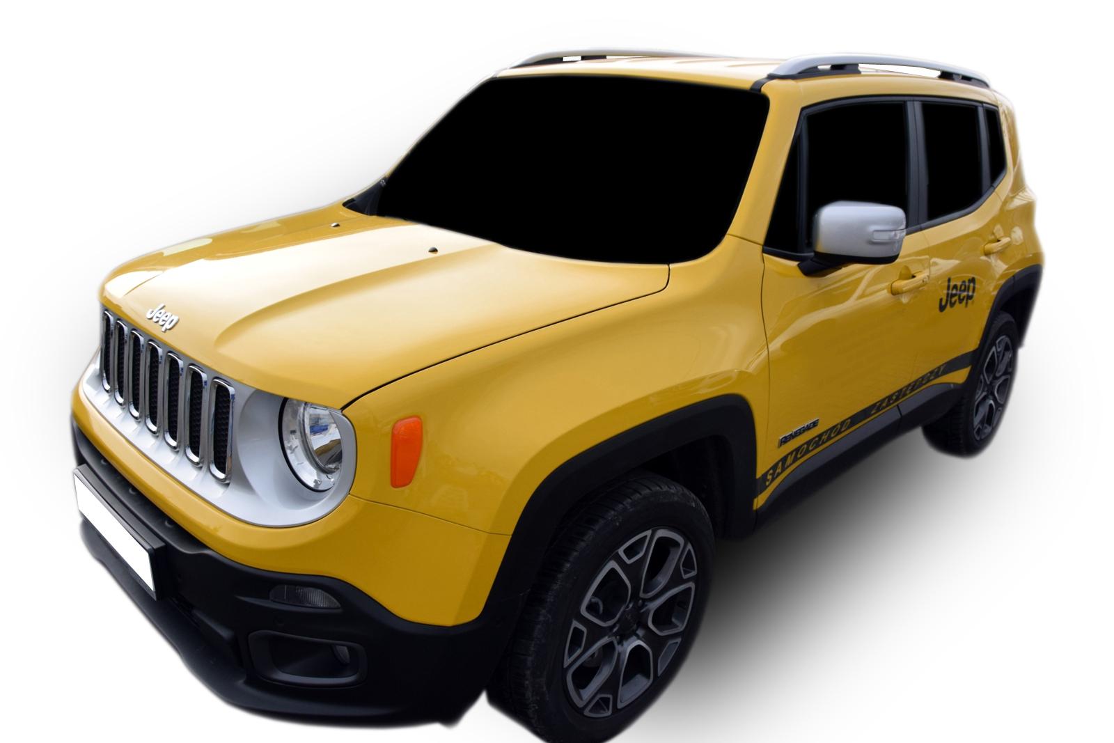 Strešné nosiče Jeep Renagade 2015-up
