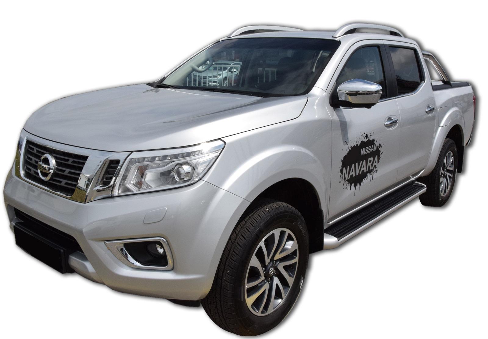 Strešné nosiče Nissan Navara NP300 2017-up