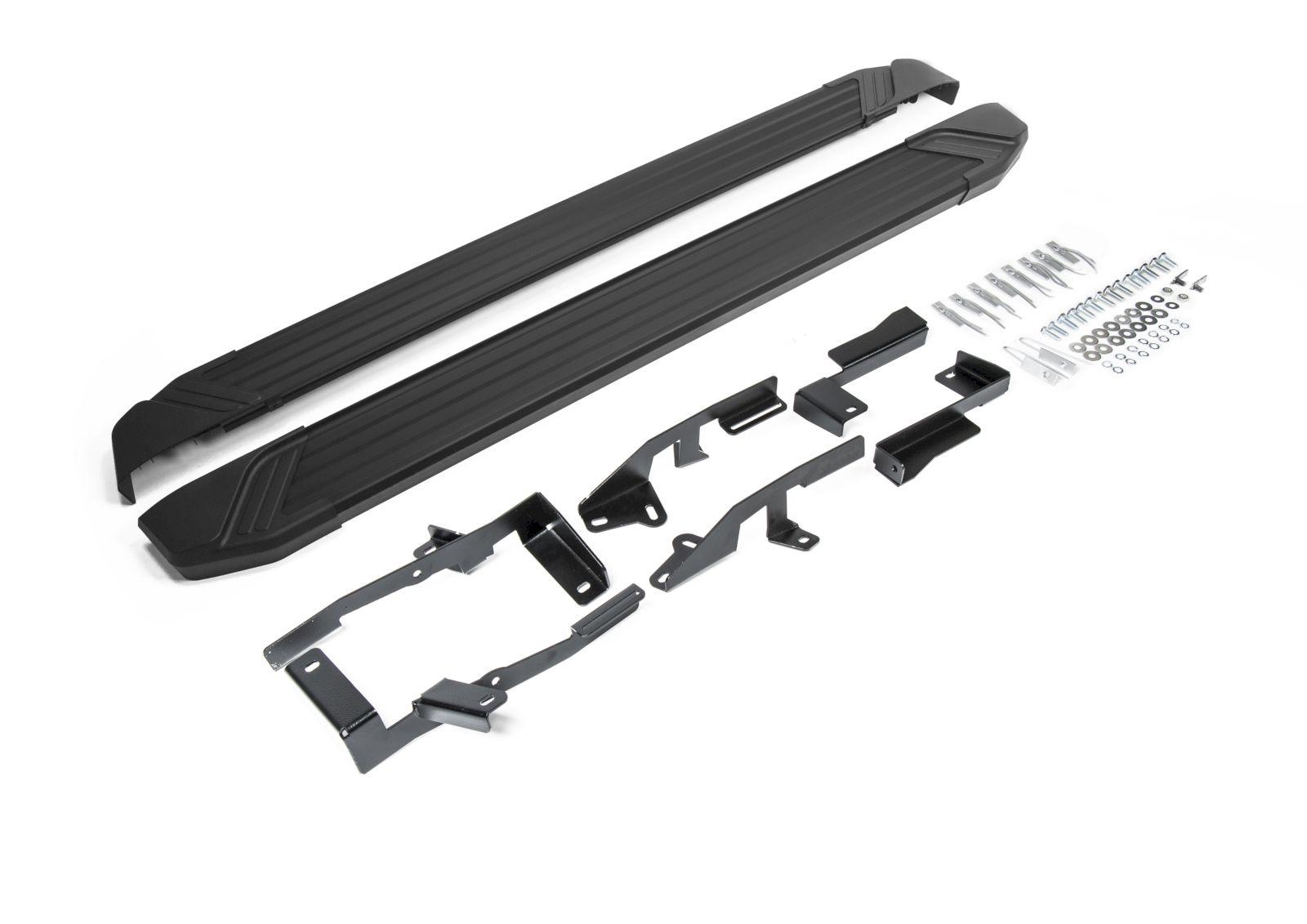 Basic Black Bočné nášľapy TUV Ford Kuga 2013-up