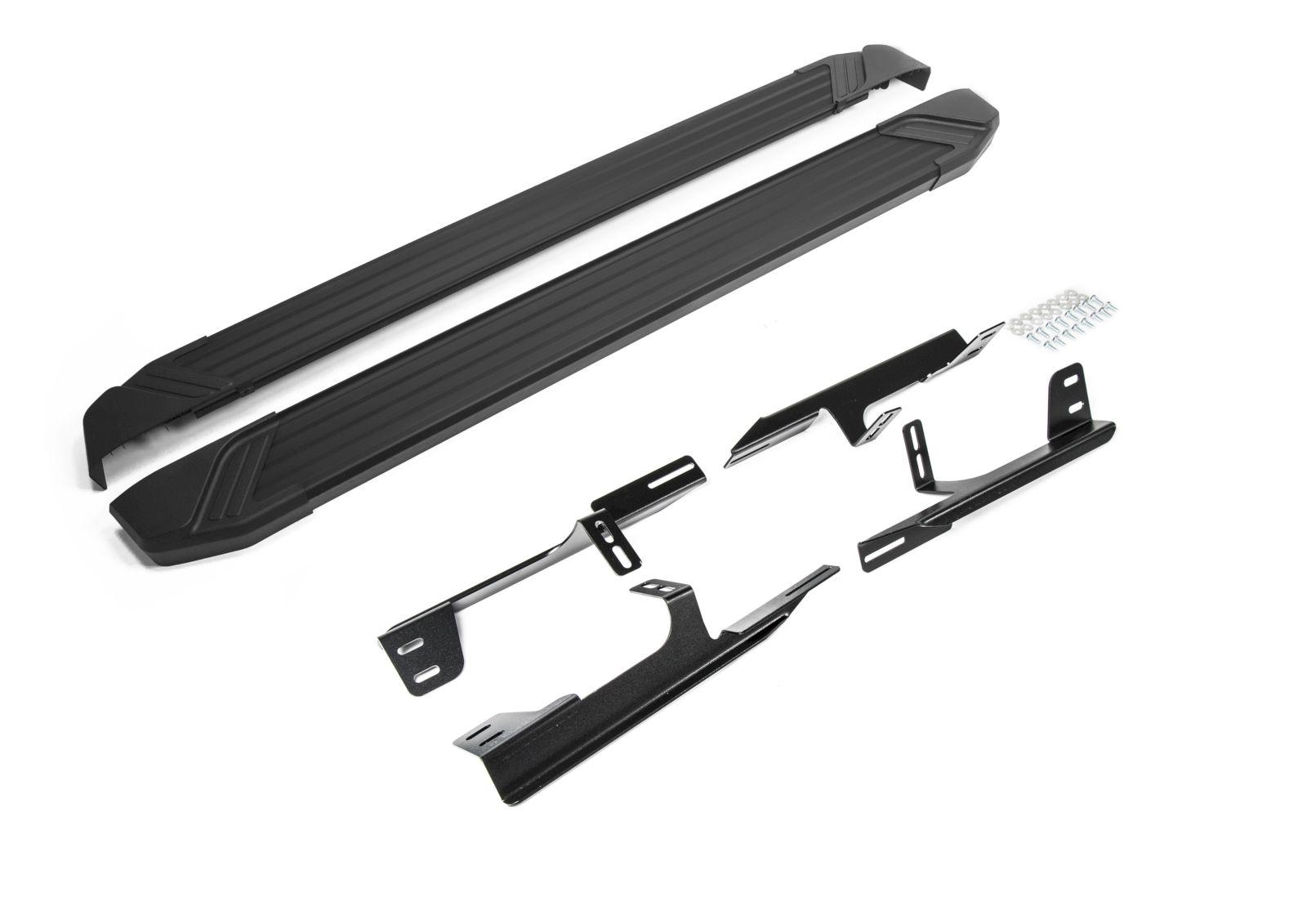 Basic Black Bočné nášľapy TUV Honda CR-V 2012-2016