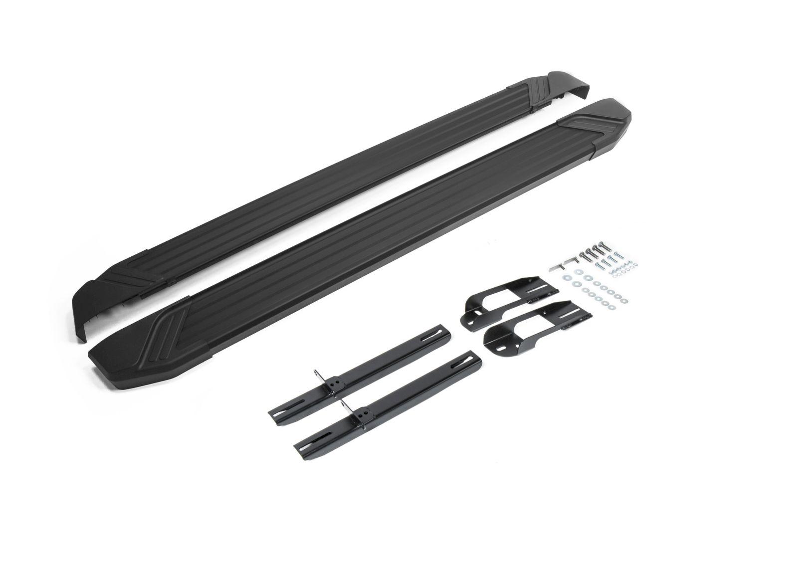 Basic Black Bočné nášľapy TUV Nissan Juke 4WD 2010-2016