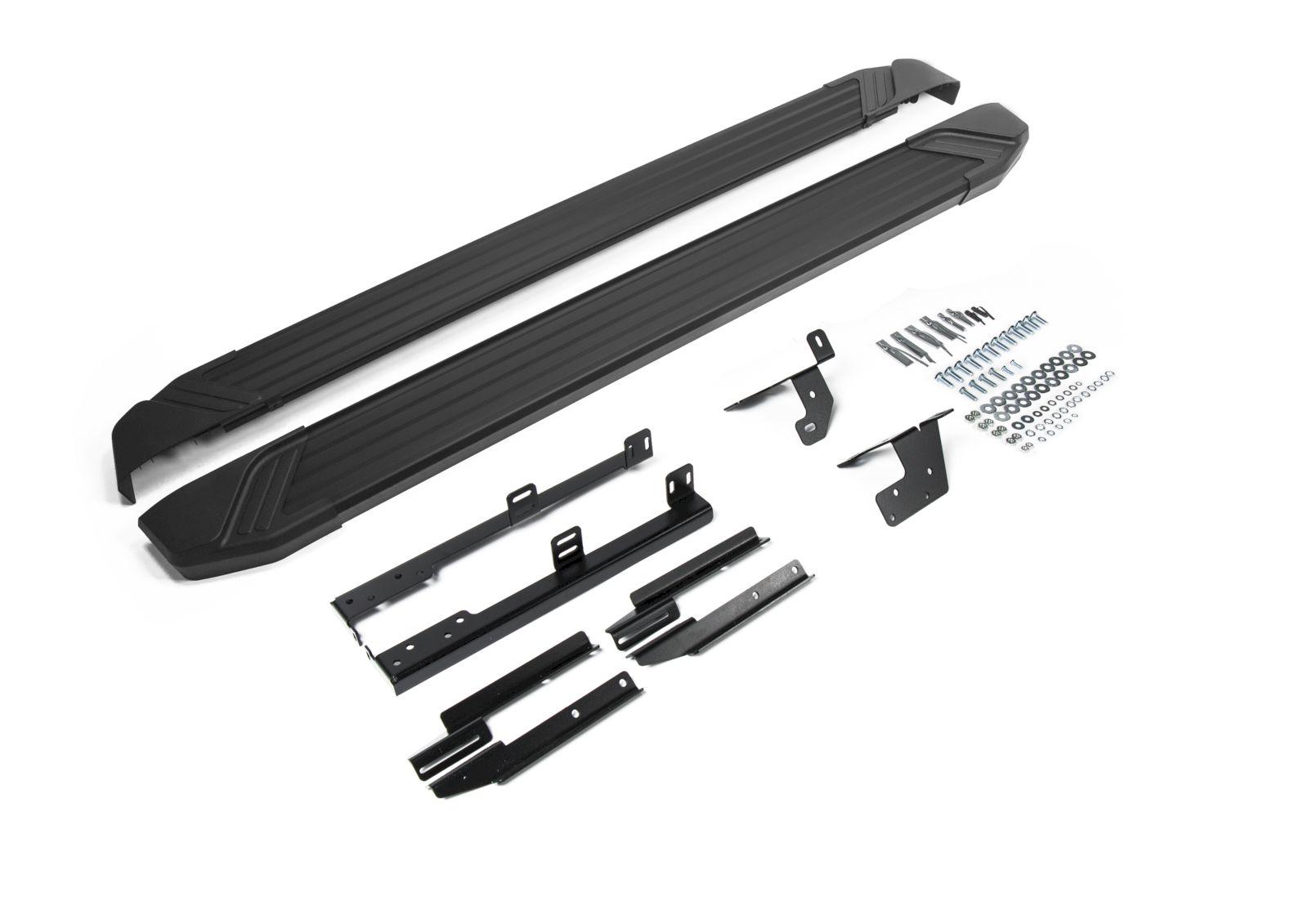 Basic Black Bočné nášľapy TUV Nissan Pathfinder R51 2004-2014