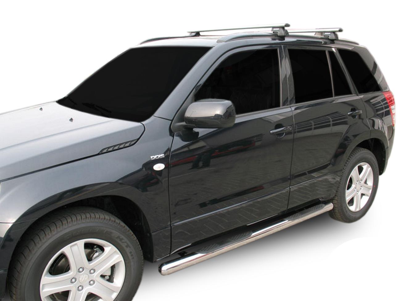 Bočné nerezové rámy Suzuki Grand Vitara 5D 2005-2015