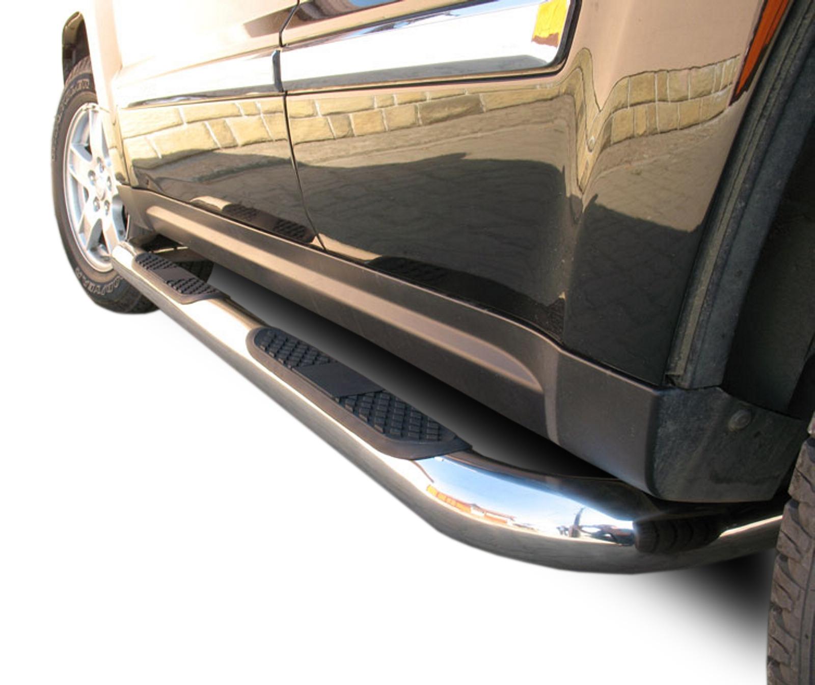 Bočné nerezové rámy Jeep Grand Cherokee 2005-2010