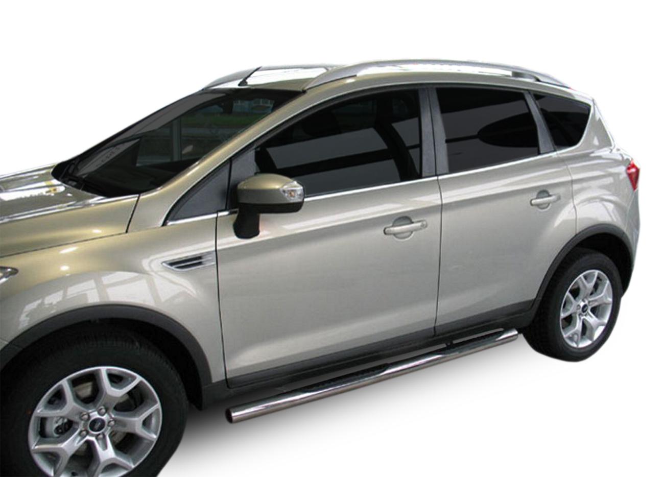 Bočné nerezové rámy Ford Kuga 2008-2013