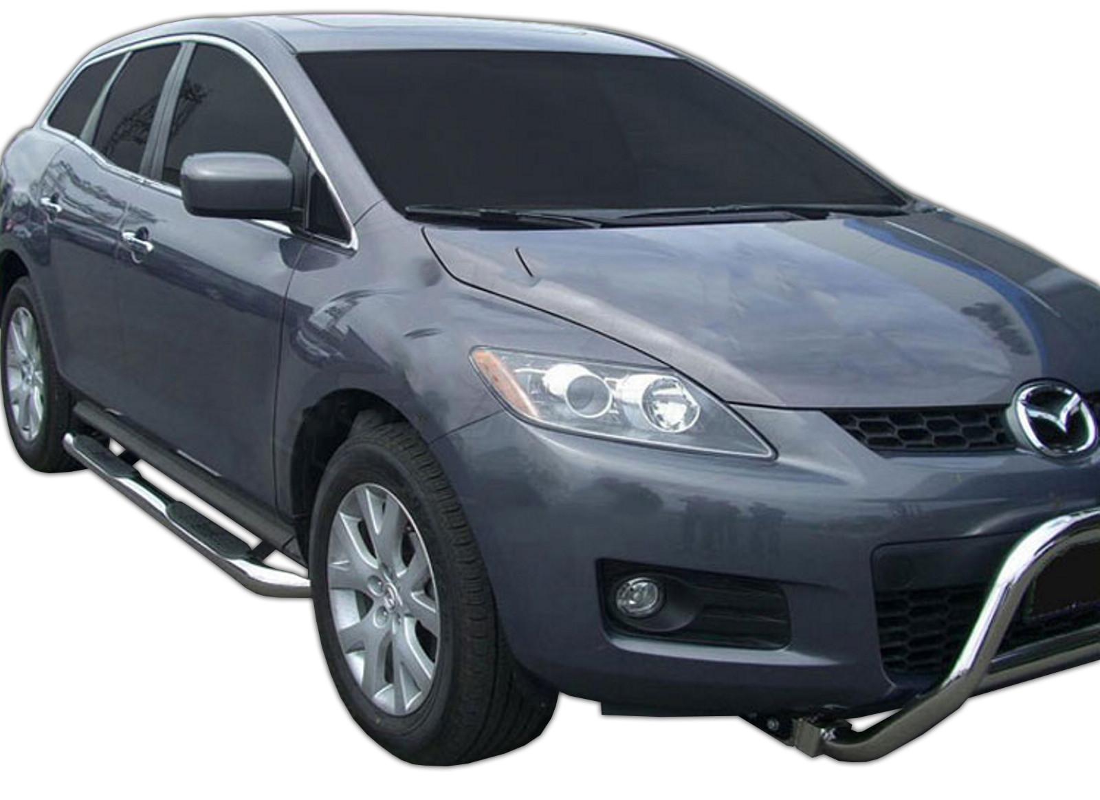 Bočné nerezové rámy Mazda CX7 2007-up