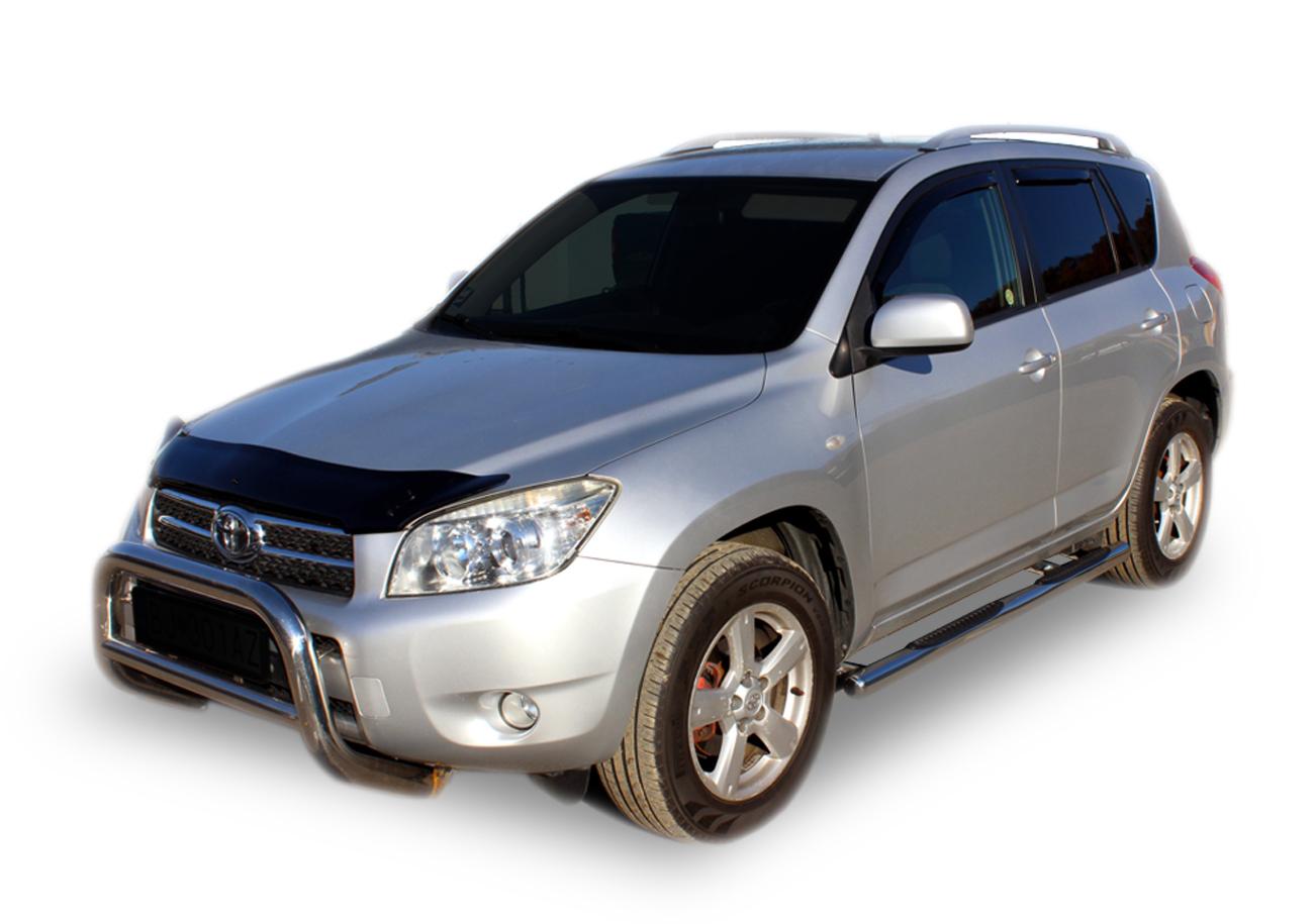 Bočné nerezové rámy Toyota Rav 4 2006-2012