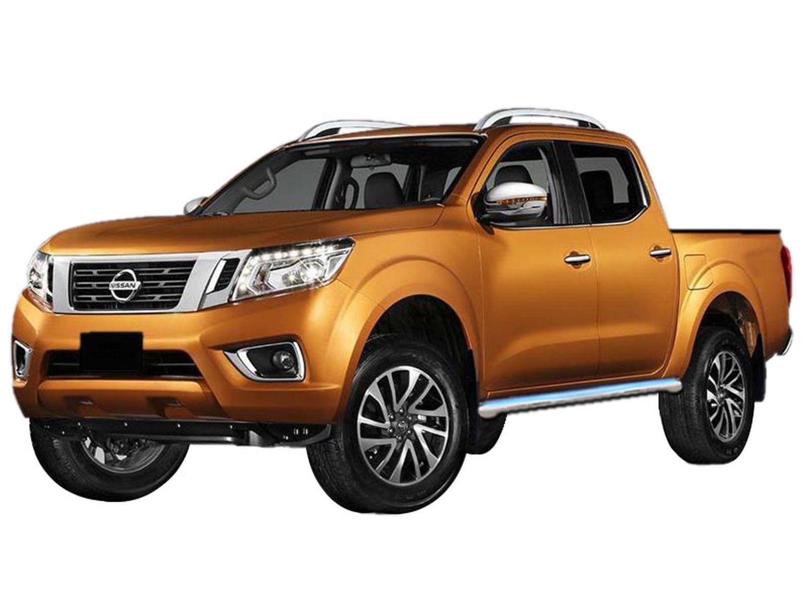 Bočné nerezové rámy Nissan Navara NP300 2016-up